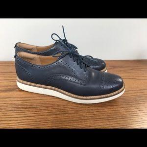 Clarks Shoes   Clarks Platform Oxfords